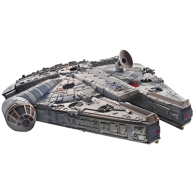 Revell Star Wars Millennium Falcon Model Ship with Small Figures