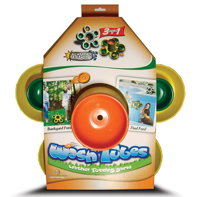 Driveway Games Washoooes Washer Toss Game