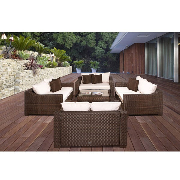 Atlantic Lexington 5-piece Deep Seating Set
