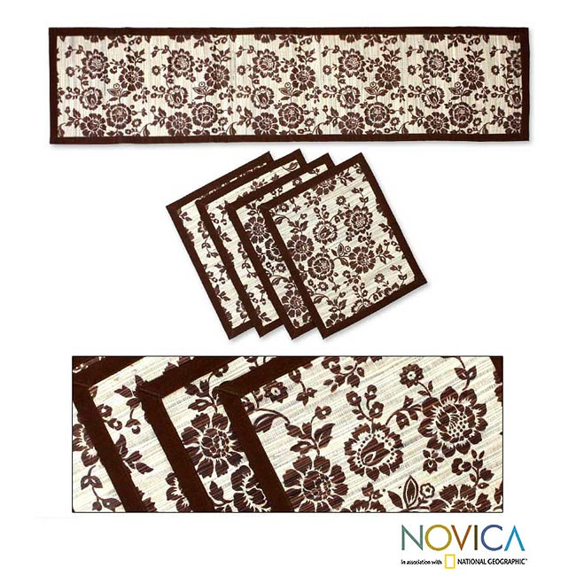 Table Runners And Placemats Sets Table Runner And Placemats