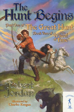 The Hunt Begins (Paperback)