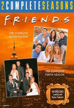 Friends: Complete 9th & 10th Seasons (DVD)