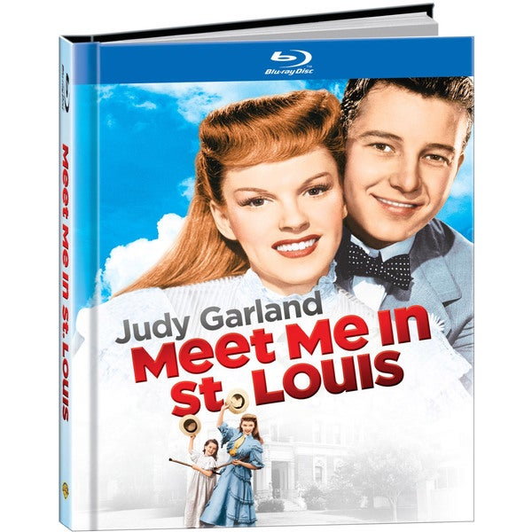 Meet Me In St. Louis DigiBook (Blu-ray Disc) 8339891