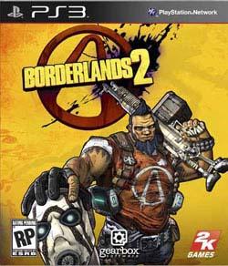 PS3 - Borderlands 2