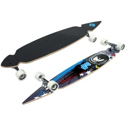 Atom 44-inch Pin-Tail SC Longboard