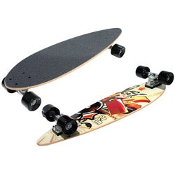 Atom 29-inch Mini Pin-Tail Longboard