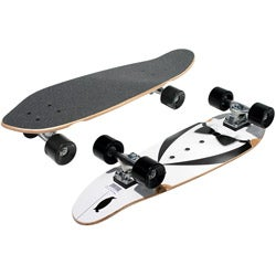 Atom 27-inch Mini Kick-Tail Longboard