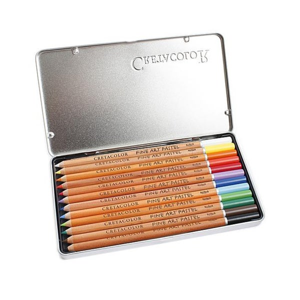 Cretacolor Pastel Pencils (Set of 12)