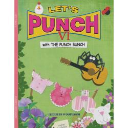 Punch Bunch 'Let's Punch VI' Books