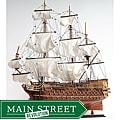 Old Modern Handicrafts 'St Espirit' Model Ship