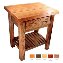 Bradley Brand Furniture Saline Creek Kitchen Island