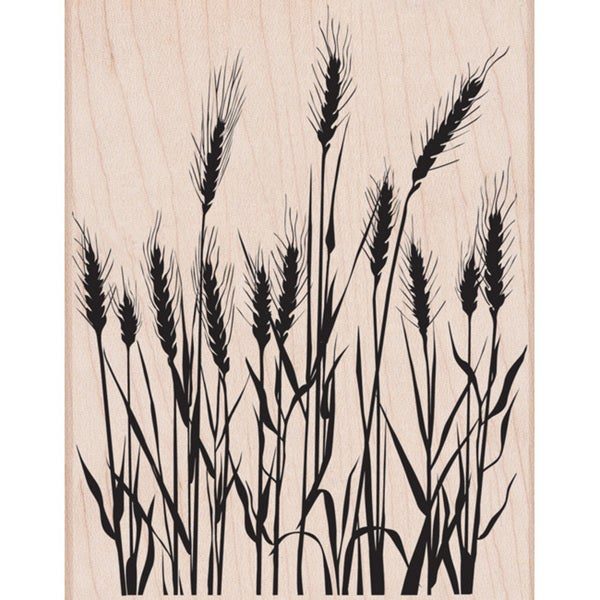 Hero Arts 'Silhouette Grass' Mounted Stamp 8341753