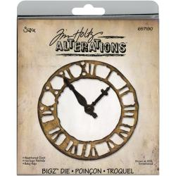 Sizzix Weathered Clock Bigz BIGkick/Big Shot Die