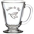 La Rochere 'Feuille de The' 9-oz Tea/ Coffee Mugs (Set of 6)