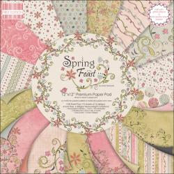 First Edition 'Spring Feast' Premium Paper Pad