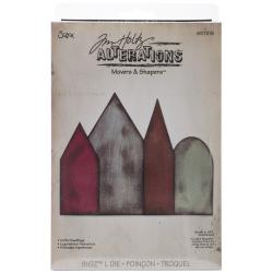 Sizzix Tim Holtz Artful Dwellings Movers and Shapers Base Die
