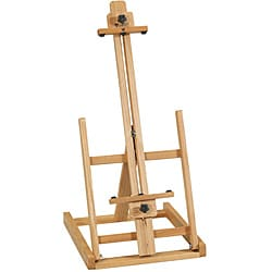 Bob Ross Wooden Table Top Artist Easel
