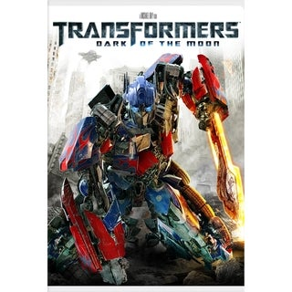 Transformers: Dark Of The Moon (DVD)