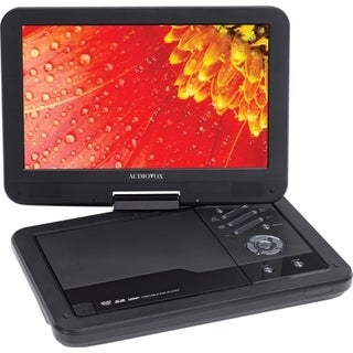 """VOXX Electronics DS2058 Portable DVD Player - 10.2"""" Display - 800 x 4"""