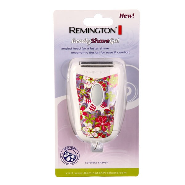 Remington Compact Battery Operated Shaver 8343406