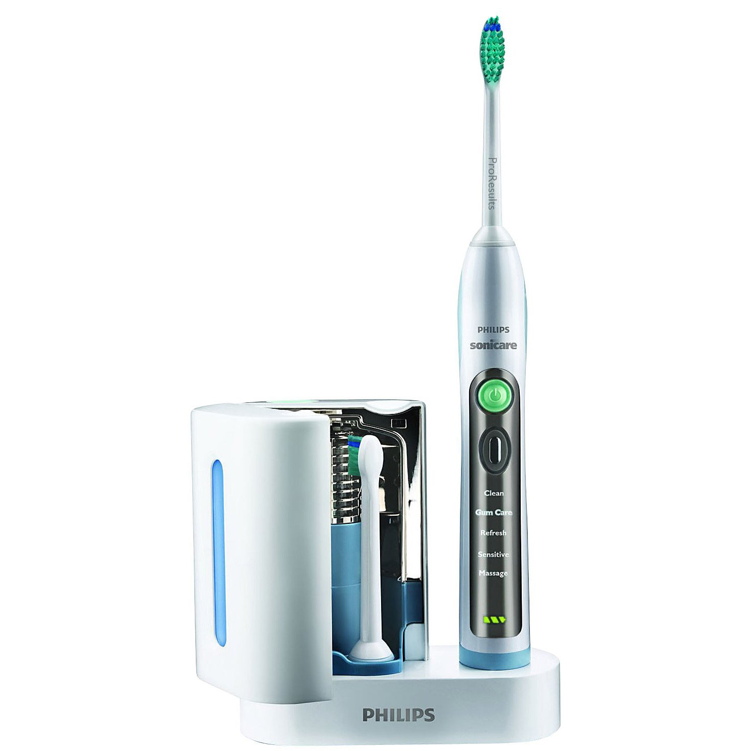 Health and Beauty by O Philips Sonicare HX6972/10 FlexCare Plus Rechargeable Electric Toothbrush at Sears.com