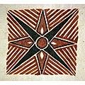 Samoan Siapo Bark Cloth Art (Samoa)