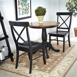 X-back Dining 3-piece Set