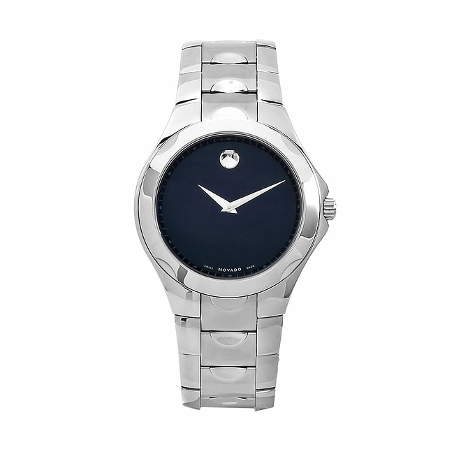 Movado Men's Luno 0606378 Stainless Steel Watch