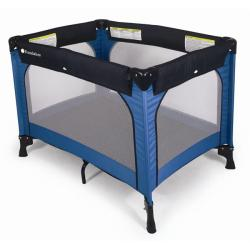 Foundations Celebrity Playard in Regatta Blue