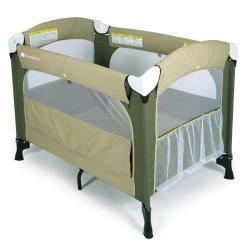 Foundations Elite Playard in Cilantro