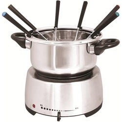 KitchenWorthy Electric Fondue Sets (Pack of 8)
