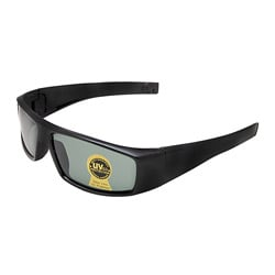 Men's Onyx Black Fashion Sunglasses