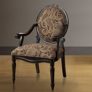 Tarawood Scroll Arm Chair