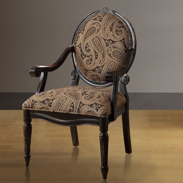 Tarawood Scroll Arm Chair