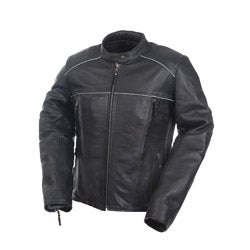 Mossi Women's Journey Leather Jacket