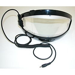 Raider Dual Lens Electric Heated Shield for Modular and Youth Helmets