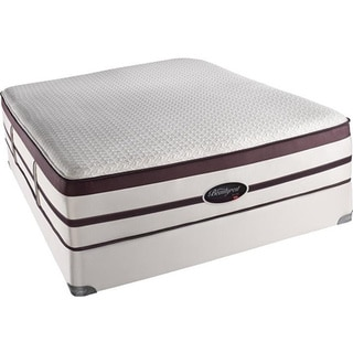 Beautyrest Elite Scott Plush Firm Evenloft Queen-size Mattress Set
