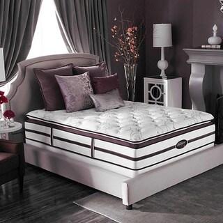 Beautyrest Elite Plato Plush Super Pillow Top King-size Mattress Set