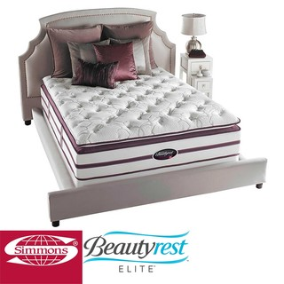 Beautyrest Elite Plato Plush Firm Super Pillow Top King-size Mattress Set