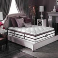 Beautyrest Elite Plato Plush Super Pillow Top Cal King-size Mattress Set