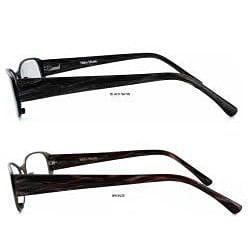 Vera Wang Womens Designer Eyeglasses Frame