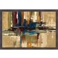 Silvia Vassileva 'Eucalyptus Bark' Framed Print Art