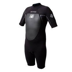 Body Glove Men's Method Black Spring Wetsuit