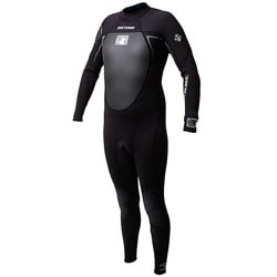 Body Glove Men's Method Black Full Wetsuit
