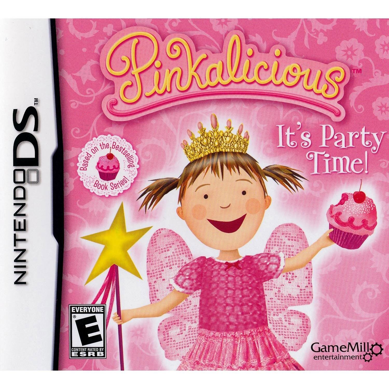 Nintendo DS - Pinkalicious