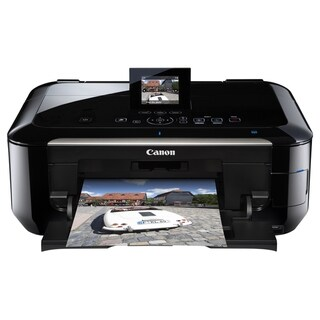 Canon PIXMA MG6220 Inkjet Multifunction Printer - Color - Photo/Disc