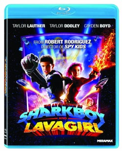 The Adventures Of Sharkboy And Lavagirl (Blu-ray Disc)