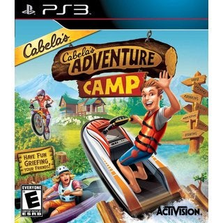 PS3 - Cabelas Adventure Camp