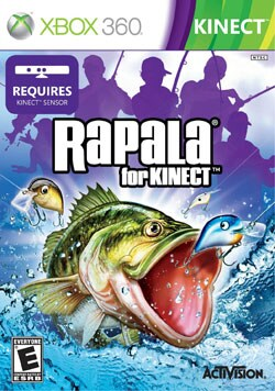 Xbox 360 - Rapala For Kinect
