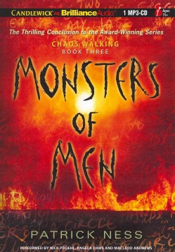 Monsters of Men (CD-Audio)